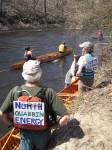 River Rat Canoe Race