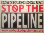 Get New Lawn Signs at NQ Pipeline Action Meeting on June 23, 2014 or Now!
